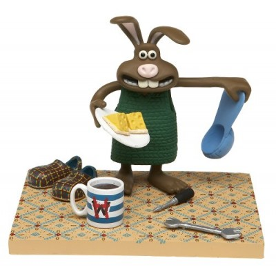 Wallace and Gromit > Hutch Action Figure