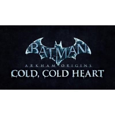 Batman: Arkham Origins - Cold, Cold Heart [Online Game Code]