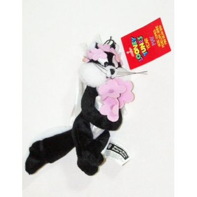 """A Looney Tunes Year: 6"""" Here Comes Penelope Bride Mini Bean Bag (May 2000)"""