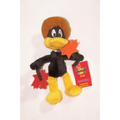 "A Looney Tunes Year: 6"" Pilgrim Daffy Mini Bean Bag (November 2000)"