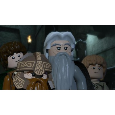 LEGO Lord of the Rings - Nintendo Wii