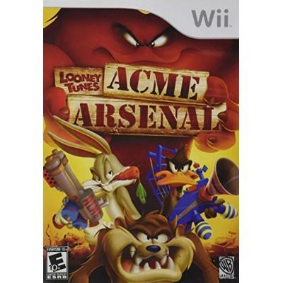 Looney Toons: Acme Arsenal - Nintendo Wii