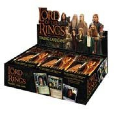 Lord of the Rings Trading Card Game: Fellowship of the Ring Booster Box