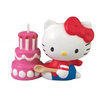 Wilton Hello Kitty Candle
