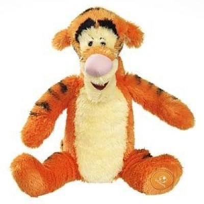 "Disney Winnie the Pooh 12"" Tigger Plush"