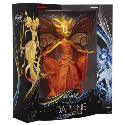 Winx Club Limited Edition Deluxe Daphne Doll SDCC 2013