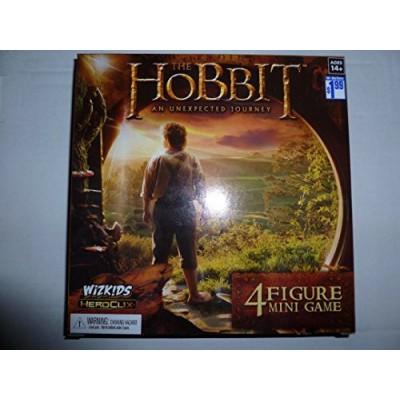 Hobbit - Unexpected Journey Heroclix: 4-Figure Movie Mini-Game
