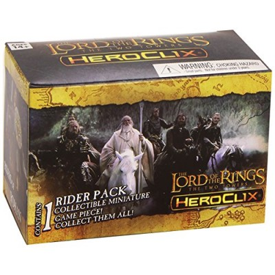 Lord of the Rings HeroClix: Two Towers Countertop Display (30)