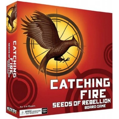 The Hunger Games Catching Fire - Seeds of Rebellion
