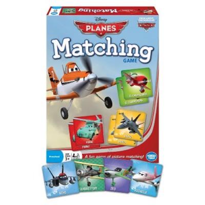Planes Matching Memory Game