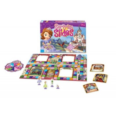Princess Sofia Surprise Slides Board Game