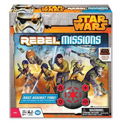 Star Wars Rebel Missions Game