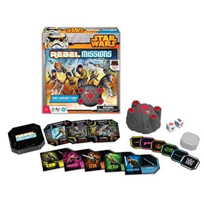 Star Wars Rebel Missions Game