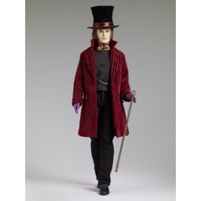 Willy Wonka and the Chocolate Factory Dressed Doll Tonner 2013 Dressed Doll LE 500 T13WWDD01