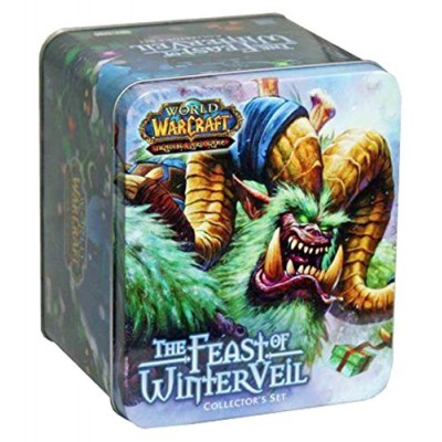 World of Warcraft TCG Feast of WinterVeil Collector's Set