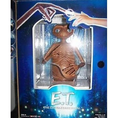 "E.T. Extra Terrestrial 20th Anniversary 12"" Collectible Figure ToysRus Exclusive"