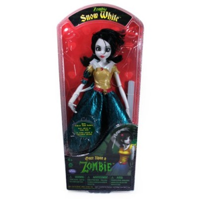Once Upon Zombie -I'm Zombie Snow White