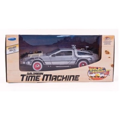 1/24 DeLorean Back To The Future Part III