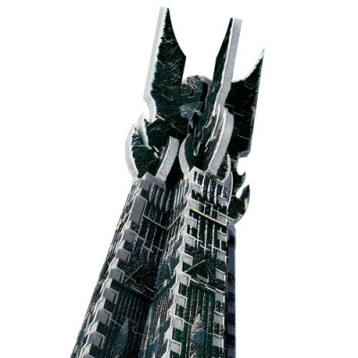 Isengard Orthanc Tower Lord of The Rings Puzzle, 409-Piece