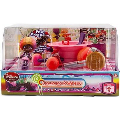 Disney Wreck-It Ralph Exclusive Snowanna Rainbeau Racer