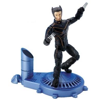 Comic Books XMen X2 Movie Super Poseable Action Figure Wolverine