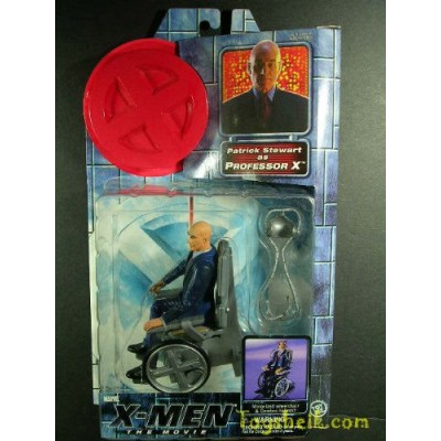 "Marvel X-Men "" Professor X "" Patrick Stewart 1ST MOVIE MOC"