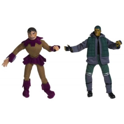 Marvel X-Men the Movie X Mutations Toad Figures (Classic Toad & Movie Toad)