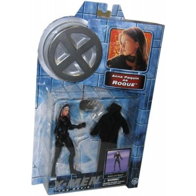 "Rogue Battle Suit - X-Men Movie 6"" Action Figure Toy"