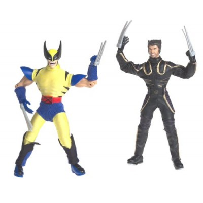 X-Men Movie X Mutations Wolverine Figure Set