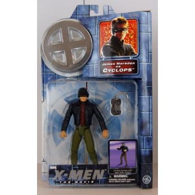 X-Men: the Movie Series 2 Cyclops Action Figure