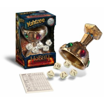 YAHTZEE®: The Hobbit The Desolation of Smaug Collector's Edition