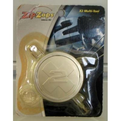 ZipZaps® Micro RC X-Men X2 Multi-Tool in Gold or Silver Color