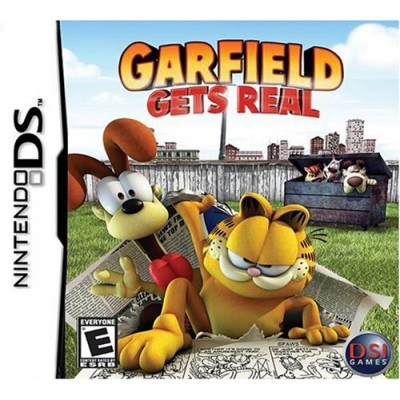Garfield Gets Real - Nintendo DS