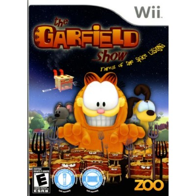 The Garfield Show - Threat of the Space Lasagna - Nintendo Wii